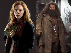hermione-hagrid
